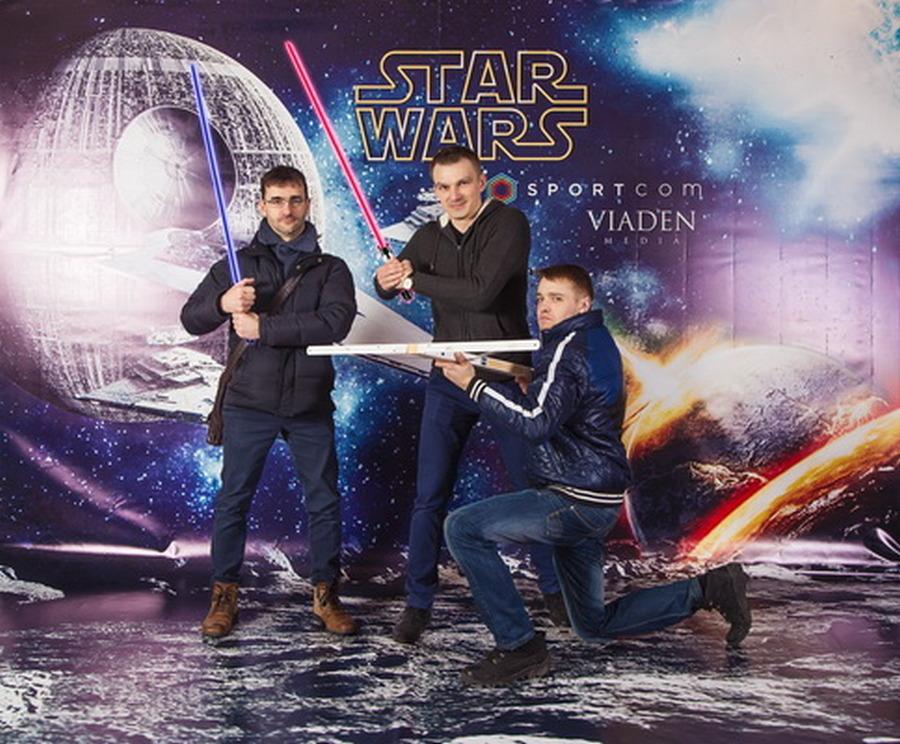 Прессвол «Звездные войны»