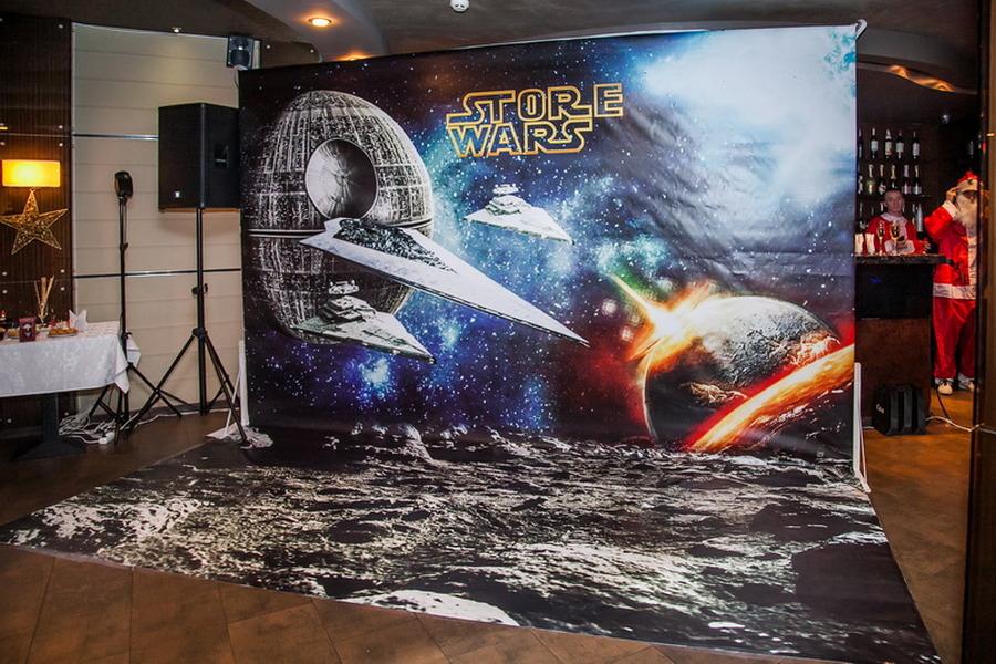Фотозона «Звездные войны»